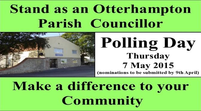 Your Parish needs you!