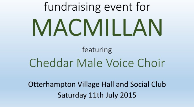 "support ""a night in for macmillan"""